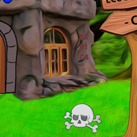 Free online flash games - G2J Find The Sword To Save Warrior game - WowEscape