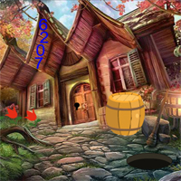 Free online flash games - Games4King Old Chines House Escape game - WowEscape