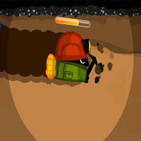Free online flash games - Independent Miner game - WowEscape