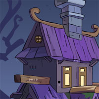 Free online flash games - GFG Lonely House Rescue