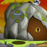 Free online flash games - G2J The Ferret Escape