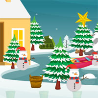 Free online flash games - Avm After Christmas Escape 3 game - WowEscape