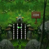 Free online flash games - 8bGames Black Cat Escape game - WowEscape