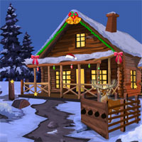 Free online flash games - Christmas Deer Escape game - WowEscape