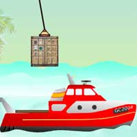 Free online flash games - Cargo Stacker game - WowEscape