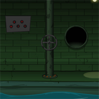 Free online flash games - Mousecity Dreary Sewer Escape