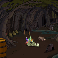 Free online flash games - EscapeGamesDaily  Cave Bear Escape game - WowEscape