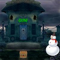 Free online flash games - 8BGames Santa Park Escape game - WowEscape