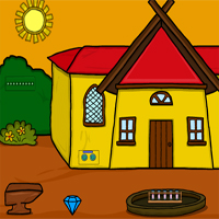 Free online flash games - Cute Girl Rescue From Desert game - WowEscape