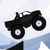 Free online flash games - Shadow Truck Jumps game - WowEscape