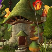 Free online flash games - Mushroom Fantasy-Hidden Target game - WowEscape
