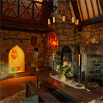Free online flash games - Medieval Age House Escape game - WowEscape