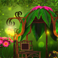 Free online html5 escape games - Amazing Garden