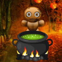 Free online flash games - Halloween Centerpieces Escape game - WowEscape