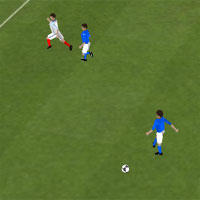 Free online flash games - Speedplay World Soccer 4 game - WowEscape
