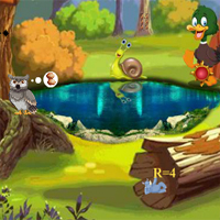 Free online flash games - Top10NewGames Rescue The Turtle game - WowEscape