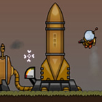 Free online flash games - Steam Rocket game - WowEscape