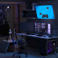 Free online flash games - Hackers Home Escape