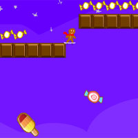 Free online flash games - Jumpy Gingerman game - WowEscape
