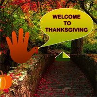 Free online flash games - Thanksgiving Forest Escape 2019 game - WowEscape