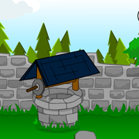 Free online flash games - SD Mystic Meadow Escape game - WowEscape