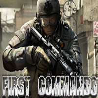 Free online flash games - First Commando game - WowEscape