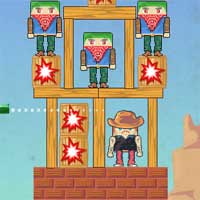 Free online flash games - Gang Blast game - WowEscape