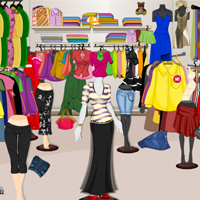 Free online flash games - Dress Shop Check-up game - WowEscape
