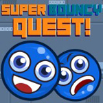 Free online flash games - Super Bouncy Quest game - WowEscape