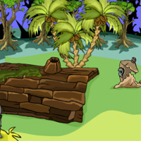 Free online flash games - Heart Monster Rescue game - WowEscape