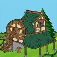 Free online flash games - G2J Otter Rescue game - WowEscape