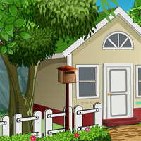 Free online flash games - Rescue Gold From Garden House KnfGame game - WowEscape