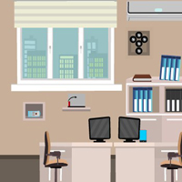 Free online flash games - G4E Escape The Office Room  game - WowEscape