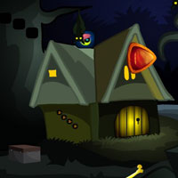 Free online flash games - Top10 Escape From Darks Forest