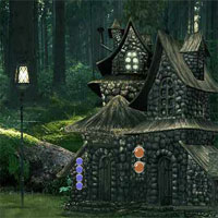 Free online flash games - Avm Forest Santa Escape game - WowEscape