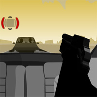 Free online flash games - Desert Road Vinnies Rampage Gamesfree game - WowEscape
