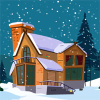 Free online flash games - GenieFunGames Happy Christmas 2018 game - WowEscape