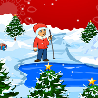 Free online flash games - NsrEscapeGames Merry Christmas 05 game - WowEscape