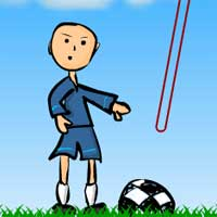 Free online flash games - Soccer Field game - WowEscape