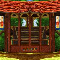 Free online flash games - Linked House Escape EscapeGames3 game - WowEscape
