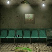 Free online flash games - 5N Old Hospital Building Escape 2