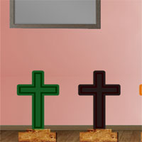 Free online flash games - 8bGames Pastor Escape
