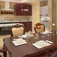 Free online flash games - Hidden247 Luxury Kitchen game - WowEscape