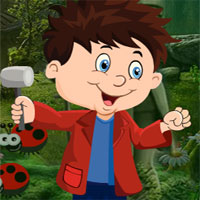 Free online flash games - G4k Gavel Boy Rescue