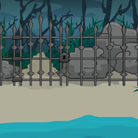 Free online flash games - MouseCity Escape Skull Island game - WowEscape