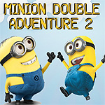 Free online flash games - Minion Double Adventure 2 game - WowEscape