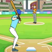 Free online flash games - Baseball NeonGames game - WowEscape