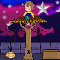 Free online flash games - Games2Jolly Save The Charming Child game - WowEscape