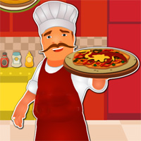 Free online flash games - Mamamia Pizzeria game - WowEscape