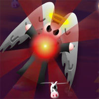 Free online flash games - Wrath Angelcakes Funnylishus game - WowEscape